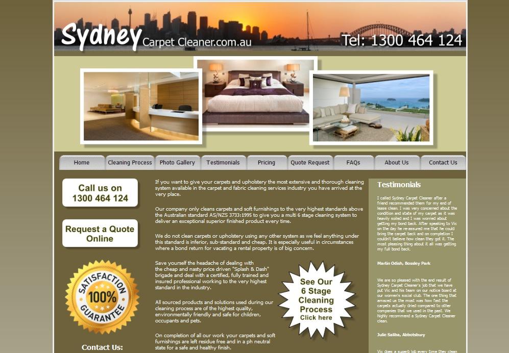 Website Design Gallery Websites 4 Small Business