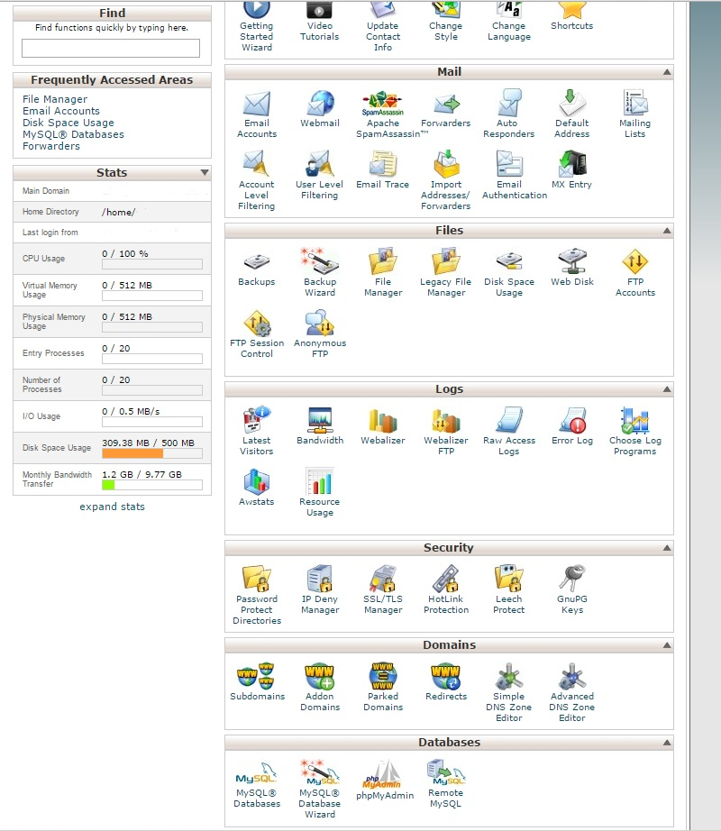 How to Back Up WordPress Using CPANEL