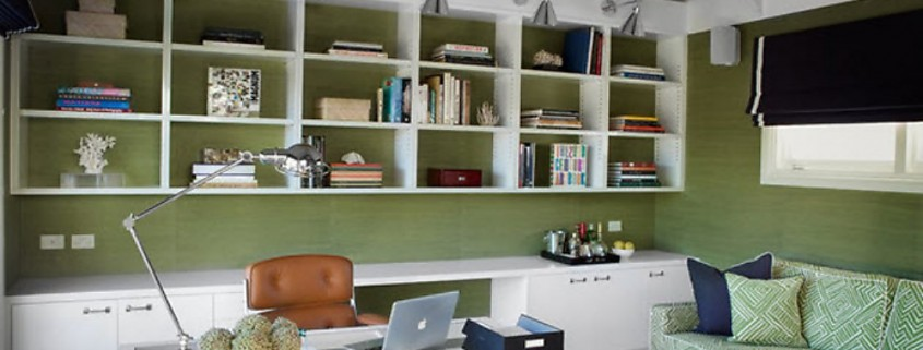 5 of the Hottest Home Office Furniture & Fitout Trends