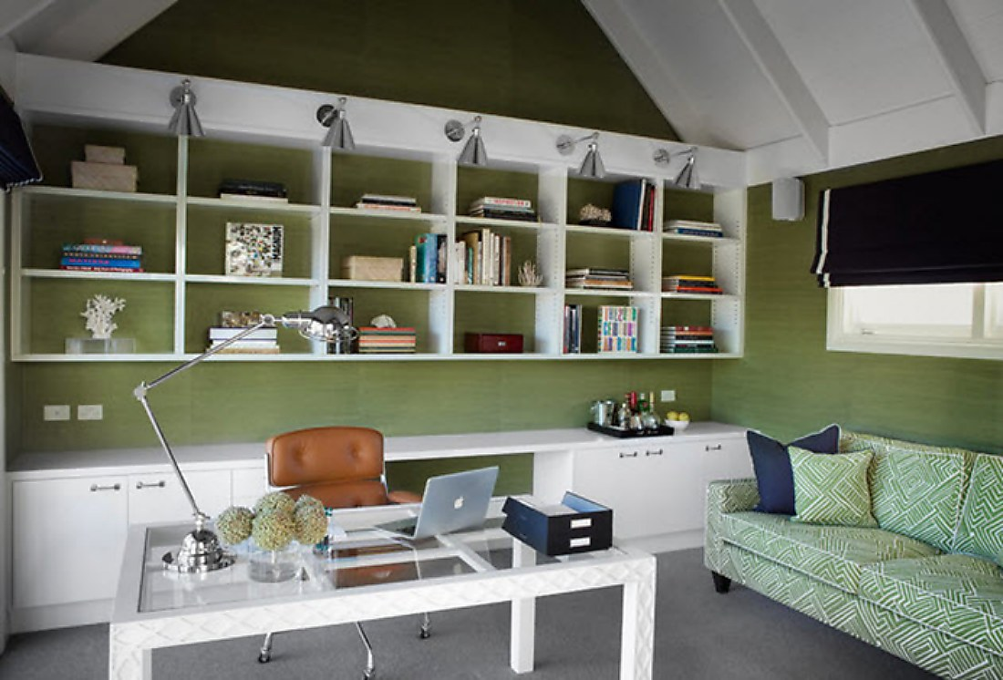 5 of the hottest home office furniture fitout trends for for Office space decorating pictures