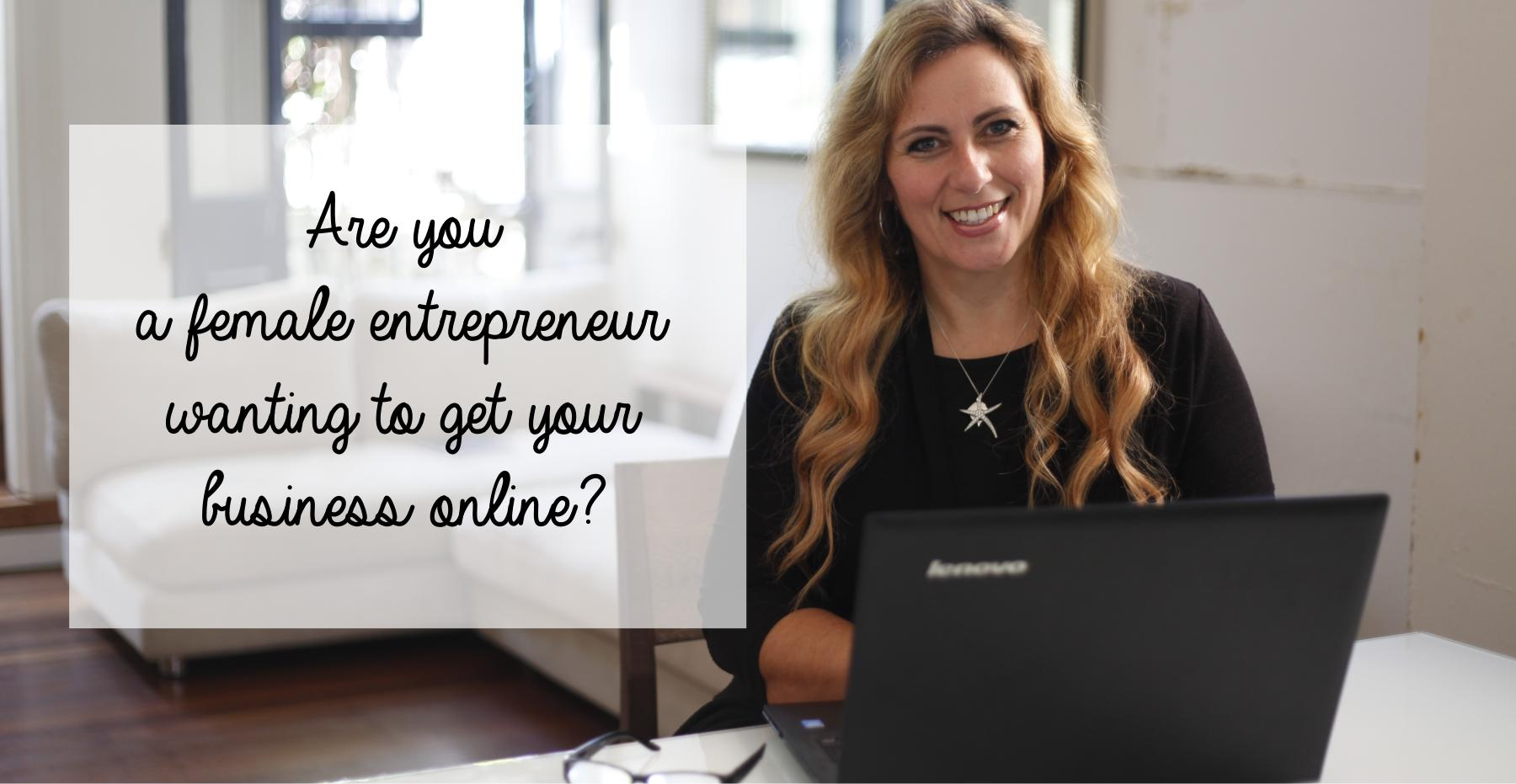 Ivana Katz - Are you a female entrepreneur wanting to get your business online