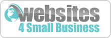 Websites 4 Small Business Logo