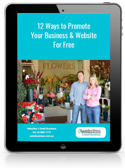 12 Ways to Promote Your Business & Website For Free