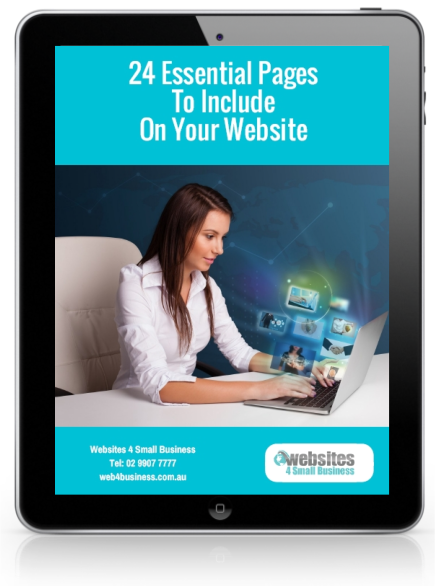 24 Essential Pages to Include on Your Website