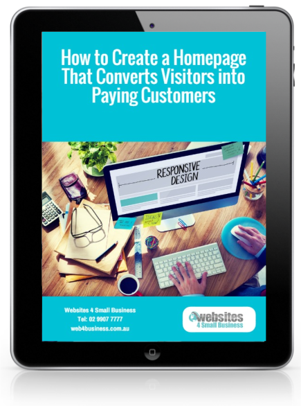 How to Create Homepage That Converts Visitors Into Paying Customers