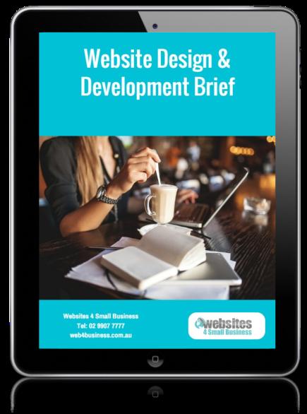 Website Design & Development Brief