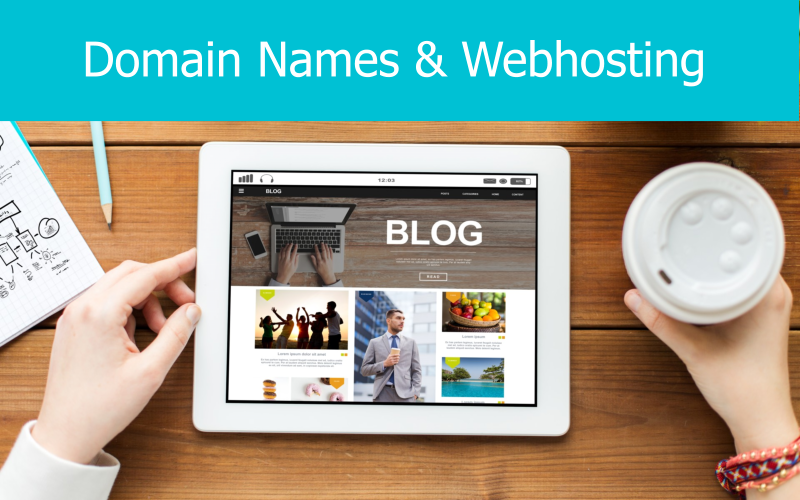 Domain Names and Webhosting