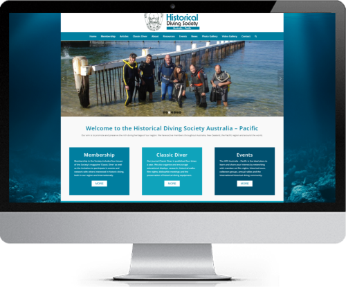 Website Design - HDS