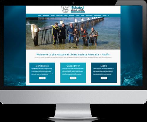 Website Design - HDS