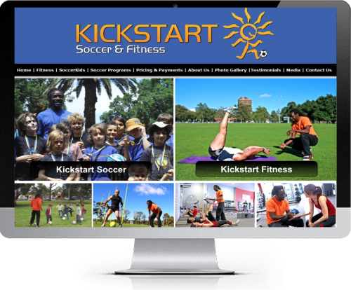 Website Design - Kickstart