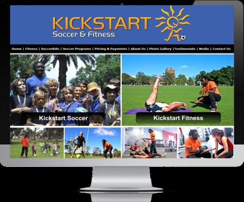 Website Design - Kickstart