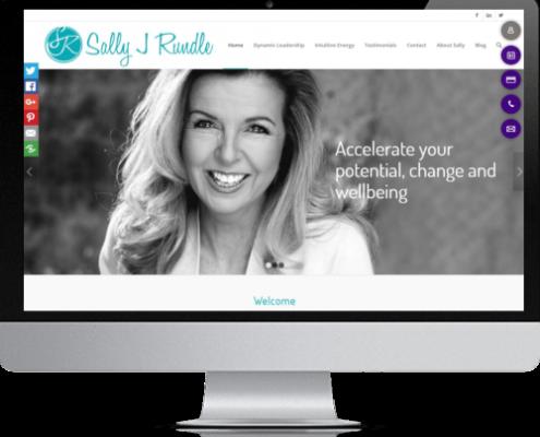 Website Design - Sally J Rundle