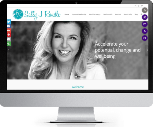 Website Design - Sally J Rundle