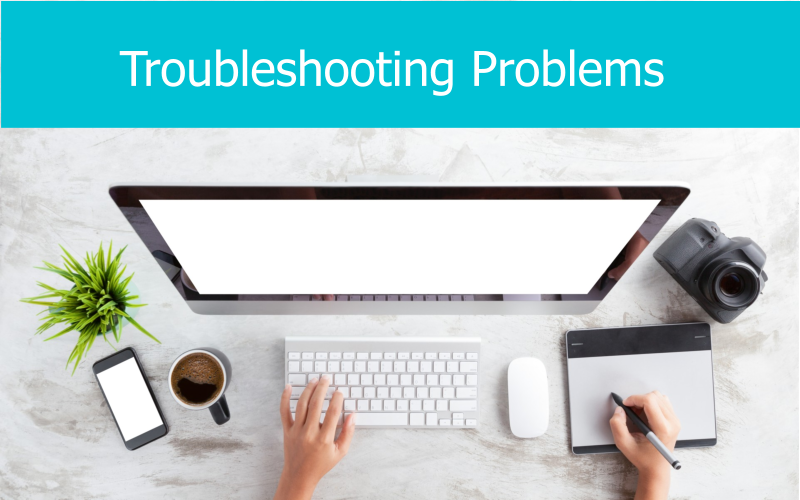 Troubleshooting Problems